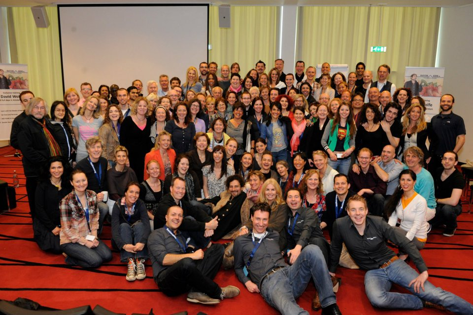 David Wolfe Health Weekend Europe