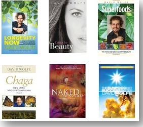 David wolfe Books