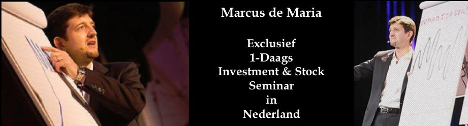 Marcus de Maria 1-daagse