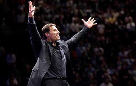 Tony Robbins Special: Een Blijvende Doorbraak