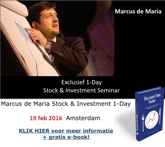 Marcus de Maria 1 Day Stock and Investing 19 feb 2016