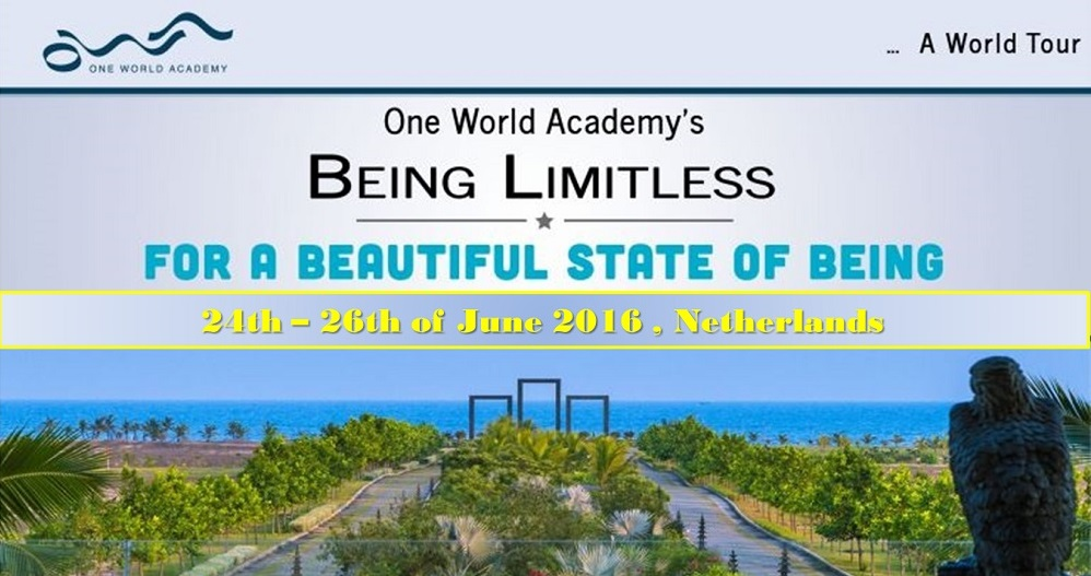 Being Limitless Netherlands Juni 2016 1
