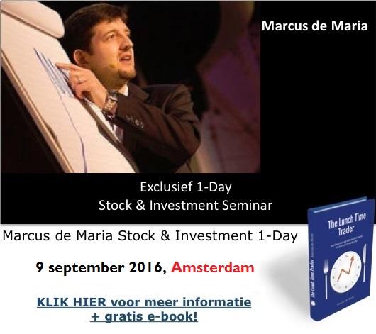 Marcus de Maria Amsterdam