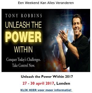 Tony Robbins UPW 2017