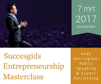 SEM Public Speaking and Expert Positioning met Andy Harrington sg