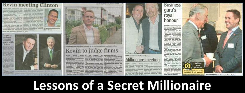 Lessons of a Secret Millionaire
