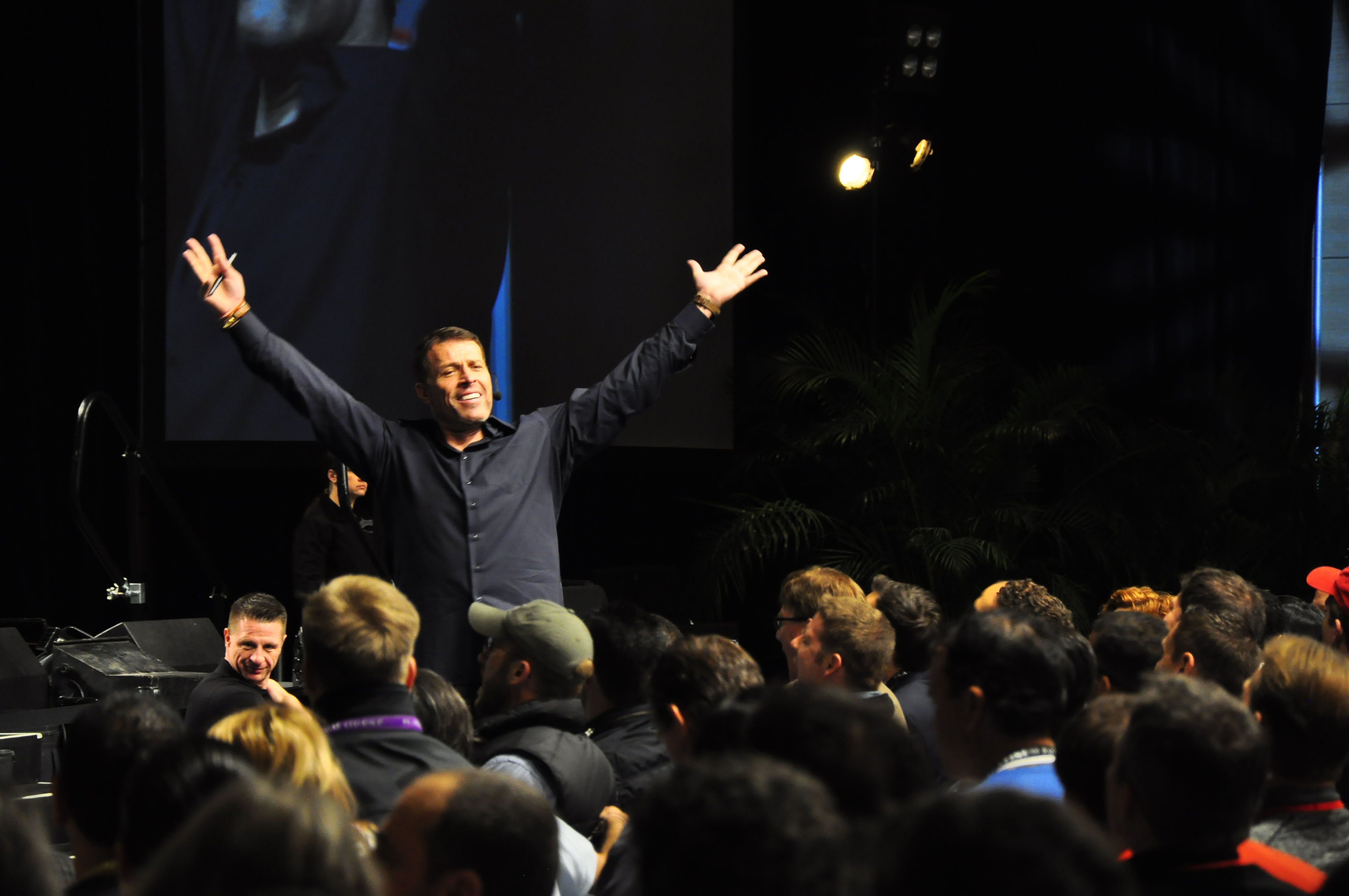 Tony Robbins over het maken van goede keuzes